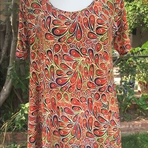 LuLaRoe Perfect T Small